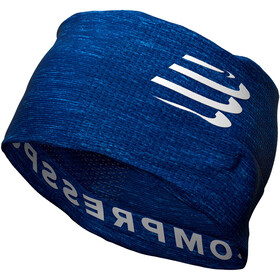Compressport Ultralight 3D Fascia Tubolare Termica, blue/melange